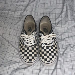 Vans Checkered Authentic